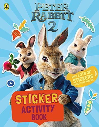 9780241415689: Peter Rabbit Movie 2 Sticker Activity Book