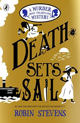 9780241419809: Death Sets Sail