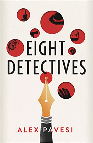 9780241433577: Eight Detectives: The Sunday Times Crime Book of the Month