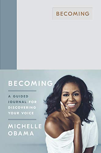 9780241444153: Becoming: A Guided Journal for Discovering Your Voice