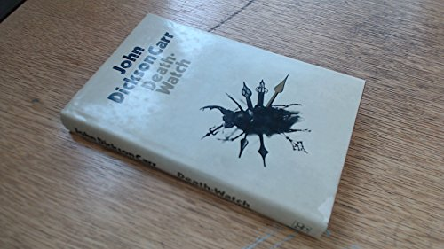 9780241890608: Death Watch (Fingerprint Books)