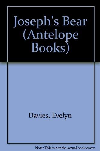 9780241891513: Joseph's Bear (Antelope Books)