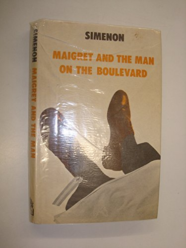 9780241892381: Maigret and the Man on the Boulevard