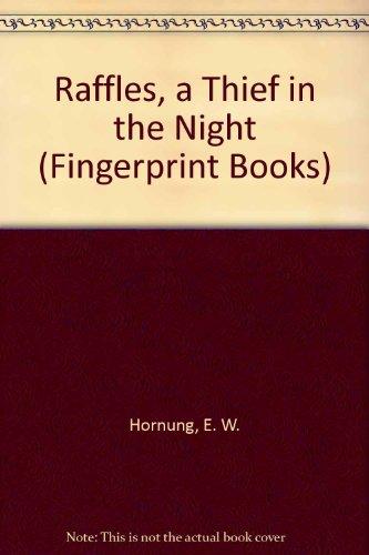 9780241893586: Raffles, a Thief in the Night (Fingerprint Books)