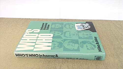 9780241895283: Who's Who in Horror and Fantasy Fiction