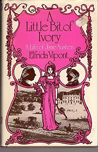 Beispielbild für Little Bit of Ivory: Life of Jane Austen zum Verkauf von WorldofBooks