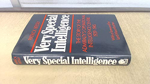 9780241896068: Very Special Intelligence: Admiralty's Operational Intelligence Centre, 1939-45
