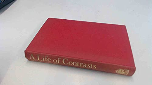 9780241896297: A Life of Contrasts