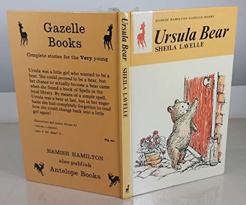 9780241896471: Ursula Bear (Gazelle Books)