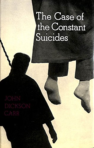 9780241897195: Case of the Constant Suicides (Fingerprint Books)