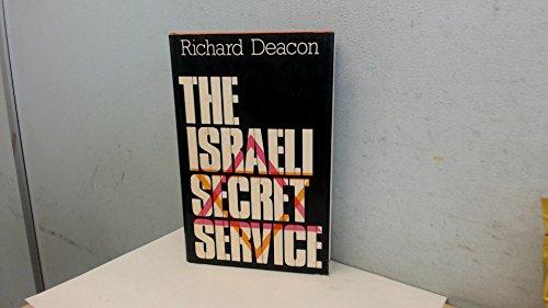 9780241897652: Israeli Secret Service