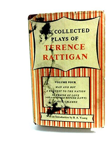 9780241899960: The Collected Plays of Terence Rattigan, Vol. 4