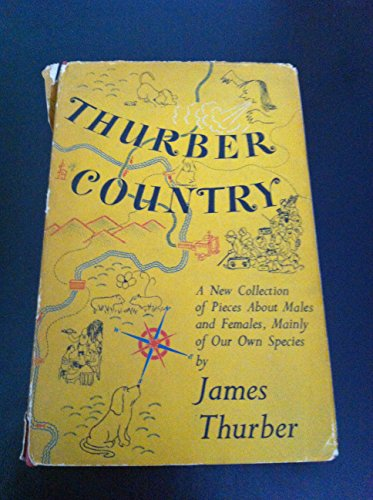 9780241906507: Thurber Country