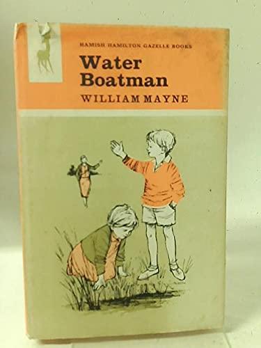 9780241906880: Water Boatman (Gazelle Books)