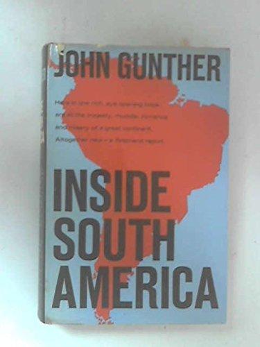 9780241912041: Inside South America