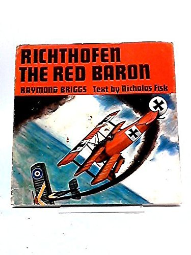 Richthofen, the Red Baron (0241913667) by Nicholas Fisk