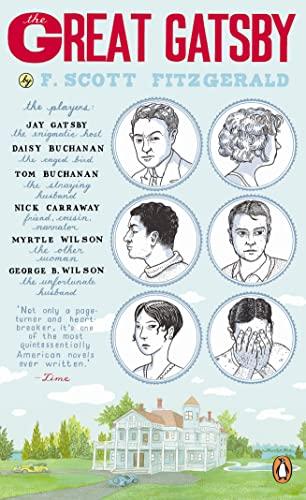 The Great Gatsby. F. Scott Fitzgerald (Penguin: F. Scott Fitzgerald