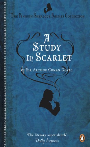 9780241952894: A Study in Scarlet (Penguin Sherlock Holmes Collection)