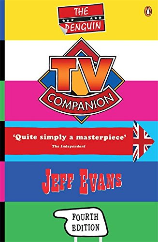 Penguin TV Companion: Evans, Jeff