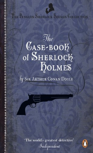 9780241952931: The Case-Book of Sherlock Holmes