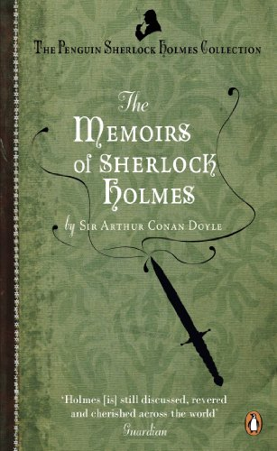 9780241952948: The Memoirs of Sherlock Holmes (Penguin Sherlock Holmes Collection)