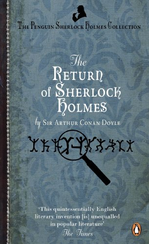 9780241952955: The Return of Sherlock Holmes (Penguin Sherlock Holmes Collection)