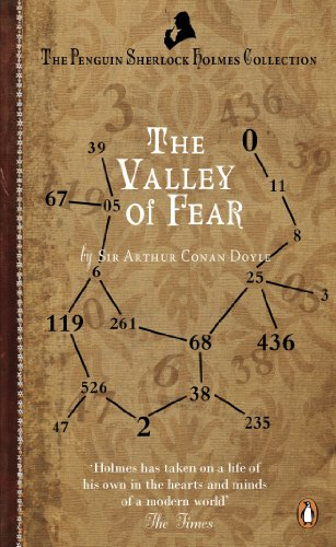 9780241952979: The Valley of Fear