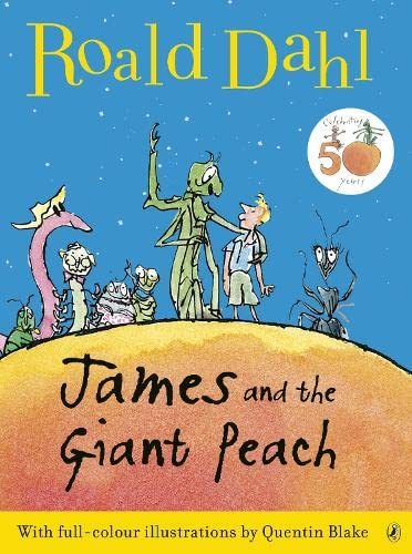 9780241953303: James and the Giant Peach (Colour Edn)