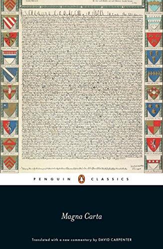9780241953372: Magna Carta (Penguin Classics)