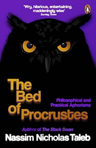 9780241954096: The Bed of Procrustes: Philosophical and Practical Aphorisms