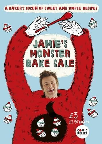 9780241954256: Jamie's Monster Bake Sale (Red Nose Day 2011)