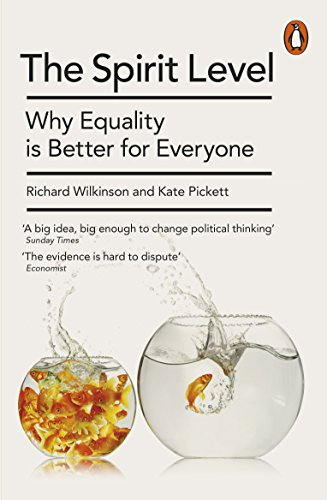 9780241954294: The Spirit Level New Edition: Why Equality Is Better For Everyone