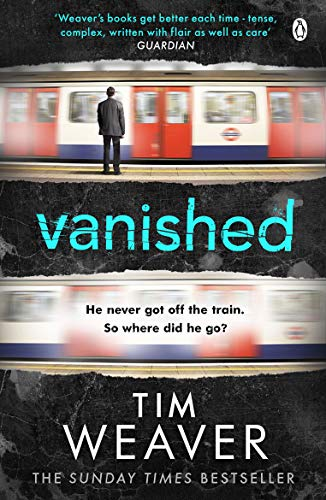 9780241954409: Vanished: David Raker Novel #3
