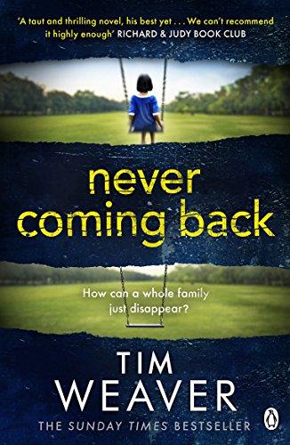 9780241954416: Never Coming Back (David Raker Series)