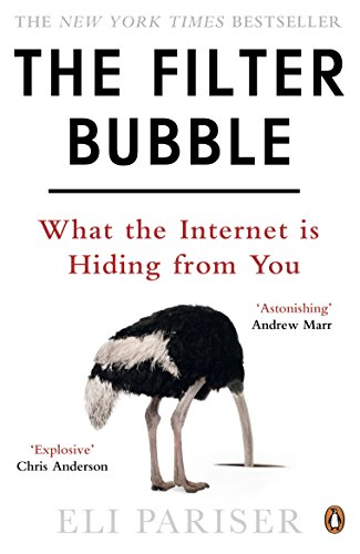 9780241954522: The Filter Bubble: What The Internet Is Hiding From You