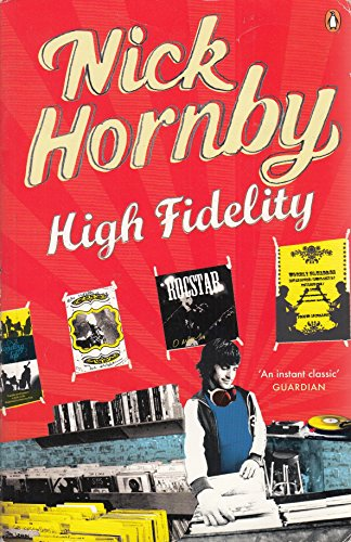 High Fidelity by Hornby, Nick: Very Good Paperback | WorldofBooks
