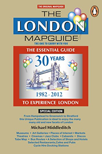 9780241955239: The London Mapguide (7th Edition) (Penguin Mapguides)