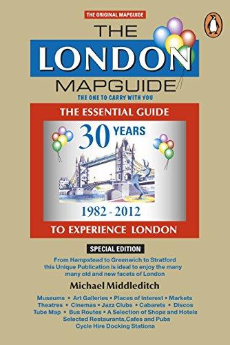 9780241955239: The London Mapguide: Seventh Edition (Penguin Mapguides)