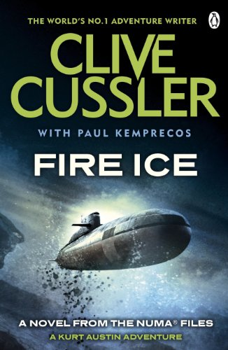 9780241955857: Fire Ice: A Novel from the Numa Files