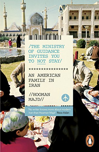 9780241956106: The Ministry of Guidance Invites You to Not Stay: An American Family in Iran