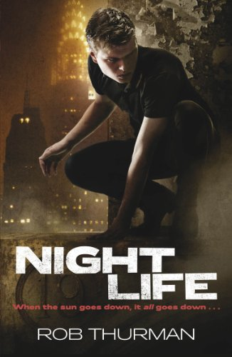9780241956632: Nightlife (A Cal Leandros Novel)