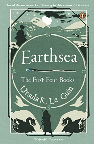 9780241956878: Earthsea: The First Four Books: A Wizard of Earthsea * The Tombs of Atuan * The Farthest Shore * Tehanu