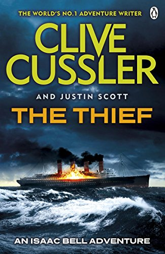 9780241958018: The Thief: Isaac Bell #5