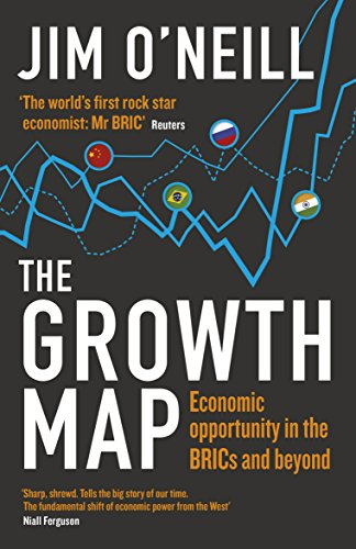 9780241958070: The Growth Map: Economic Opportunity in the BRICs and Beyond