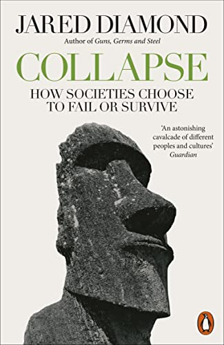 9780241958681: Collapse: How Societies Choose to Fail or Survive