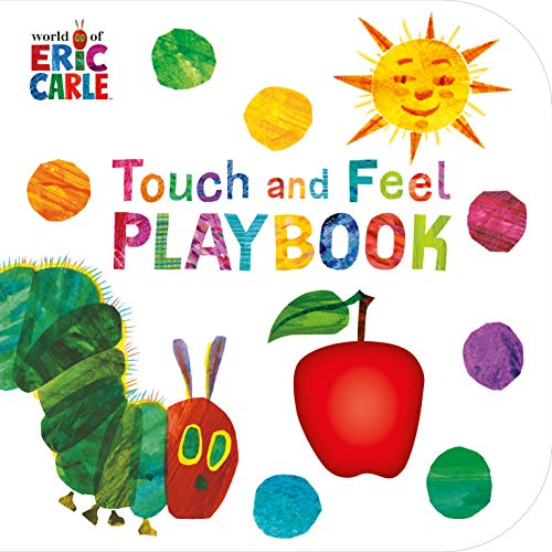 9780241959565: The Very Hungry Caterpillar: Touch and Feel Playbook: Eric Carle