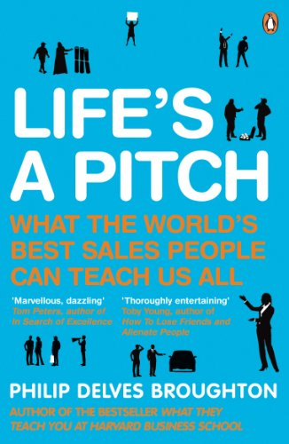 9780241959992: Life's a Pitch