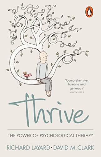 9780241961117: Thrive: The Power of Psychological Therapy