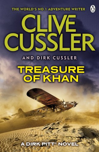9780241961179: Treasure of Khan: Dirk Pitt #19
