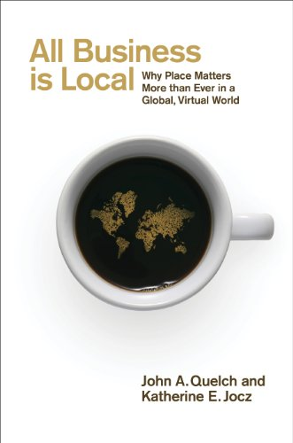 9780241961643: All Business is Local: Why Place Matters More than Ever in a Global, Virtual World